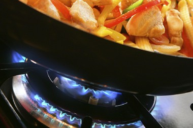 Gas: The clean, quick & odourless way to cook…